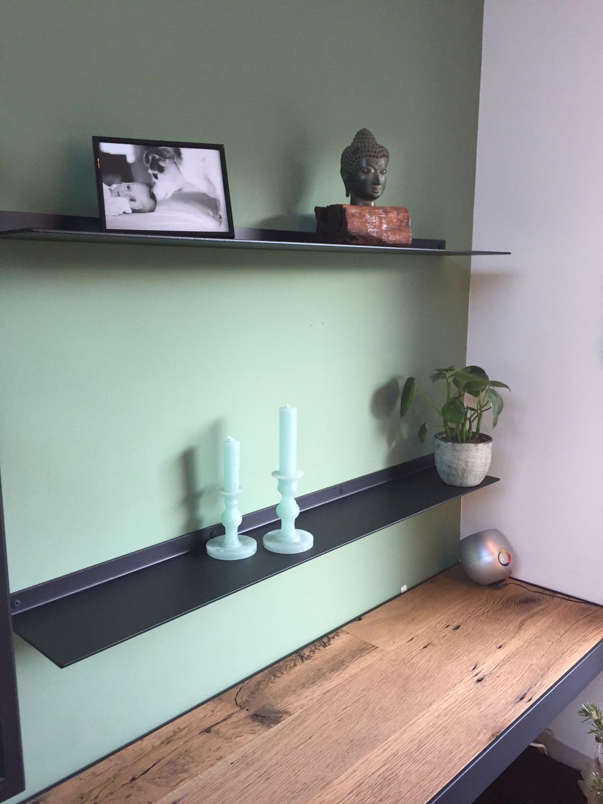 Robuust maatwerk meubelen wandmeubel robuust maatwerk meubelen - Plank wandmeubel ...