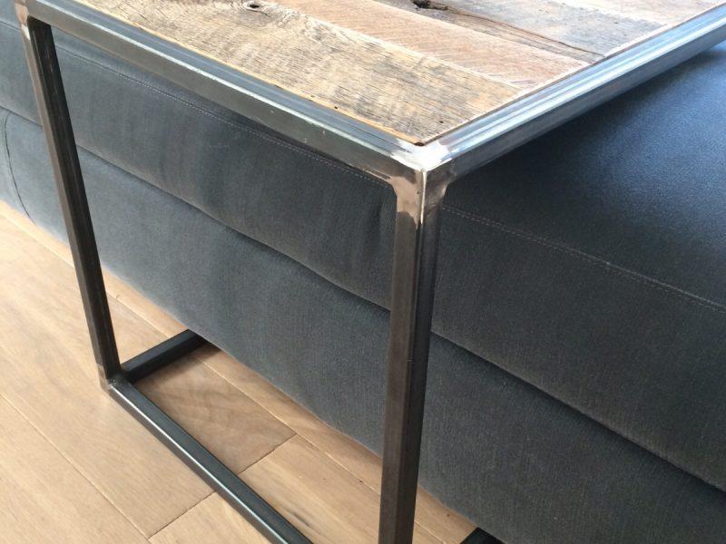 Tafel Hout Staal : Robuuste tafels tafels met karakter grote ronde exclusieve