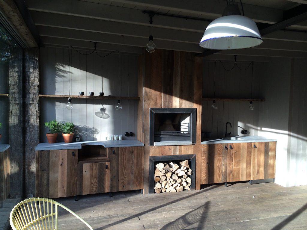 Pizza Oven Outdoor Kitchen Ideas